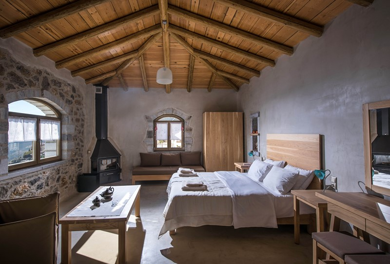 Accommodation Traditional Guesthouses Crete Housing